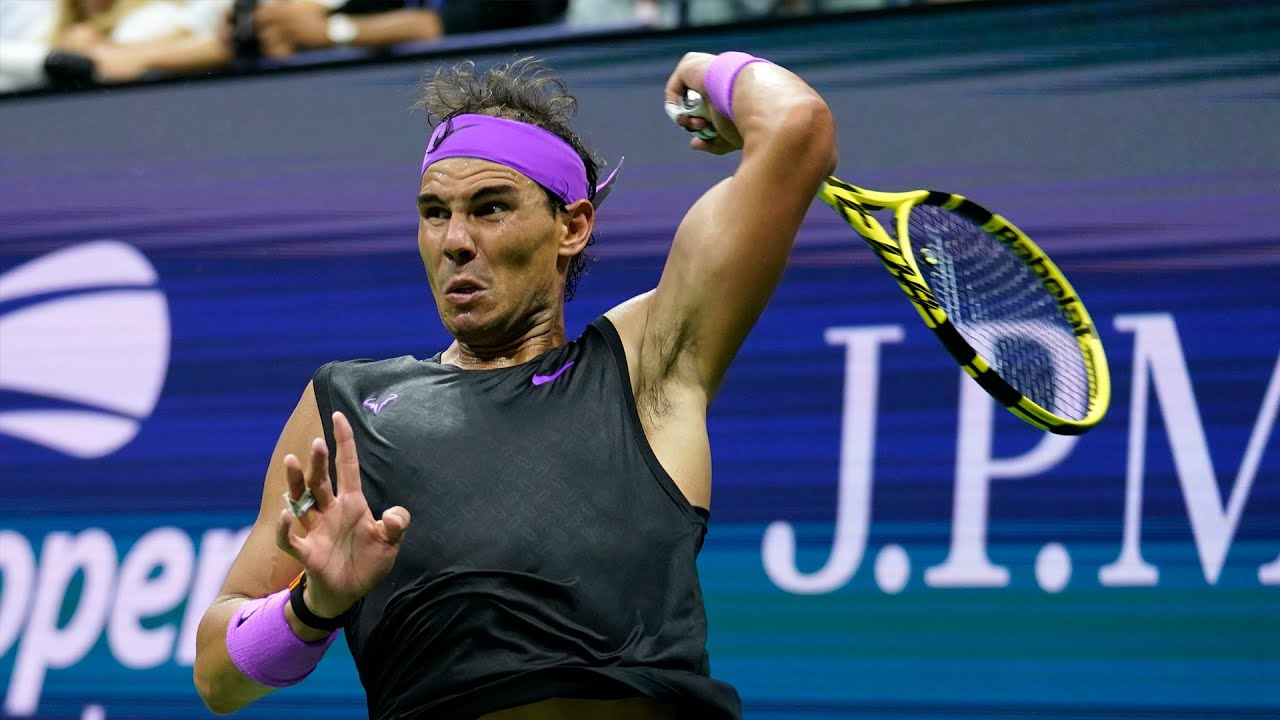How Rafael Nadal won his 19th Grand Slam title | US Open 2019