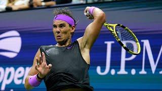 How Rafael Nadal Won His 19th Grand Slam Title   US Open 2019