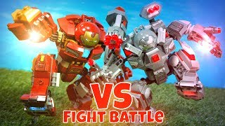 10 minutes) Lego War Machine Video - PlayKindle org