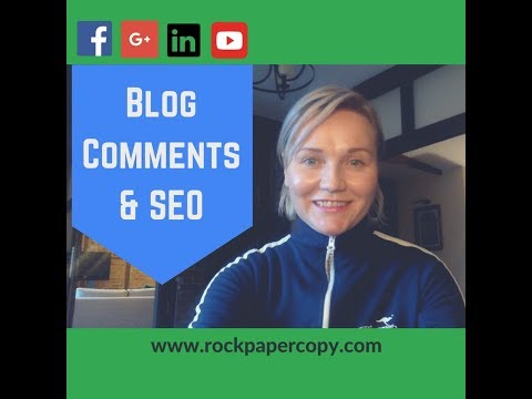 How to Create Backlinks - Blog Commenting in SEO [Tutorial]