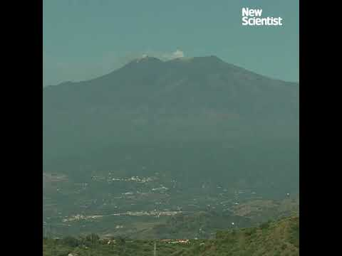 Mount Etna may not be a 'proper' volcano