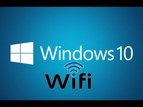 How To Connect To Wifi Wireless Internet On Windows 10