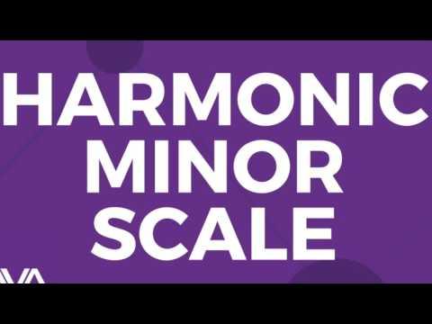 Harmonic Minor Scale - Vocal Exercises
