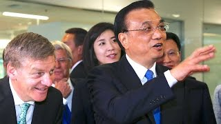 Premier Li visits Chinese-owned NZ firm in Auckland