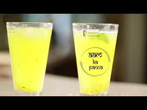 Aam Ka Panna | Family Food Tales with Mrs Alyona Kapoor | Sanjeev Kapoor Khazana