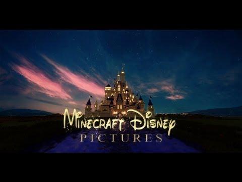 Minecraft Disney Castle Intro