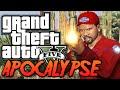 GTA 5 Mods The Apocalypse Hits Los Santos GTA 5 Funny Moments W PC Mods