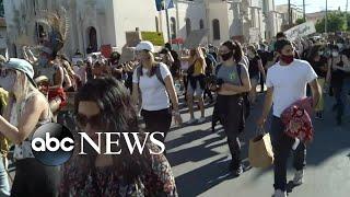 New coronavirus spikes in California, Arizona, Utah l ABC News