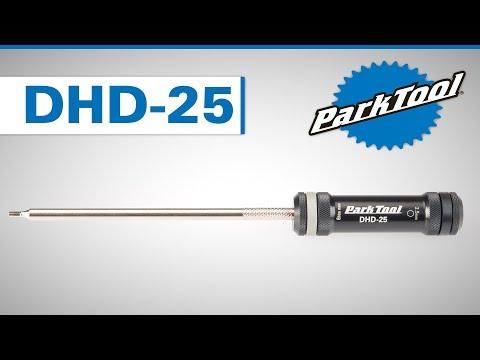 DHD-25 2.5mm Precision Hex Driver