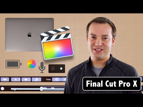 2016 MacBook Pro Final Cut Pro X Review 2017 - 1 Month Later