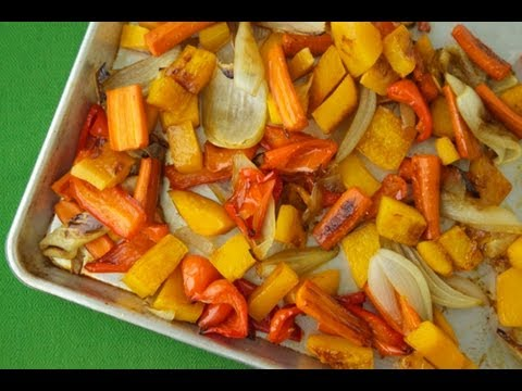 Healthy Dinner Recipes: How To Roast Vegetables in the Oven - Weelicious