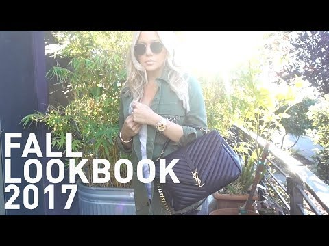 Fall Lookbook 2017 - All My Favorite Outfits