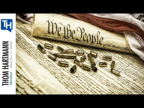 Why The Second Amendment Isn't There For What you Think it Is