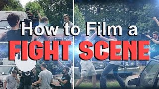 How to Film a Fight Scene - Tomorrow