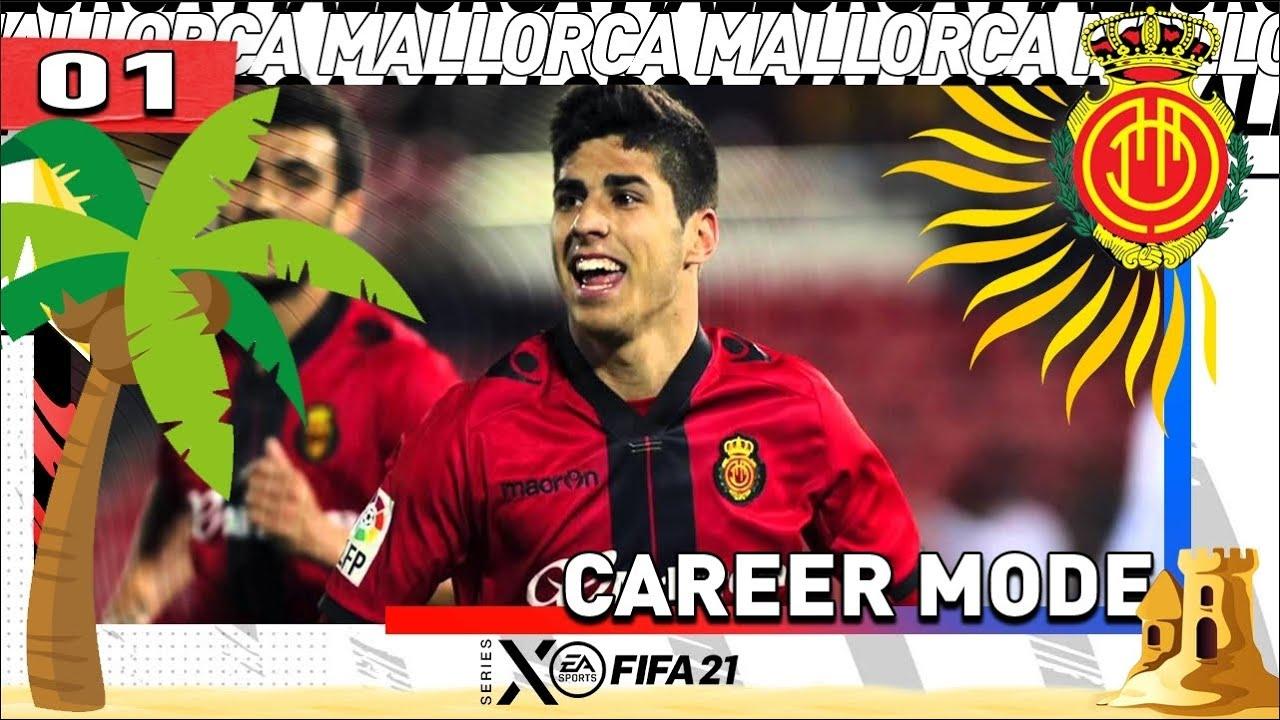 [NEW SEASON] BRINGING HIM HOME!! FIFA 21   RCD Mallorca RTG Career Mode S5 Ep1