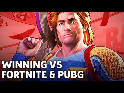 How A Radical Heights Victory Compares To Fortnite And PUBG