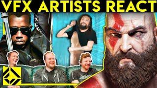VFX Artists React to Bad & Great CGi 22