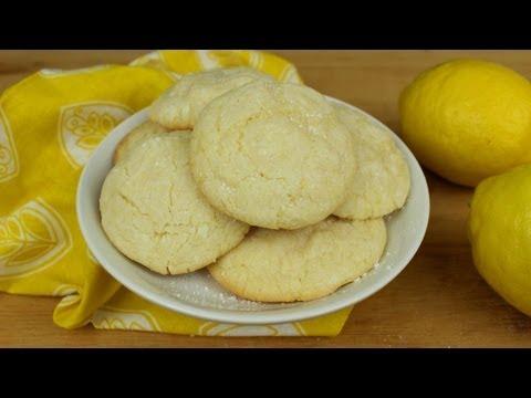 How to Make Puffy Lemon Cookies!