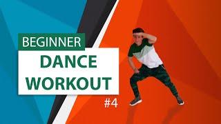 Dance Workout Beginner met Jeroen #4   Dance Passion Zumba