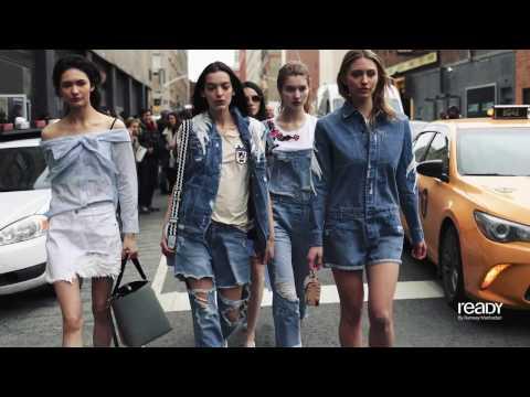 New York Fashion Week Fall/Winter 2017 Street Style Day 5