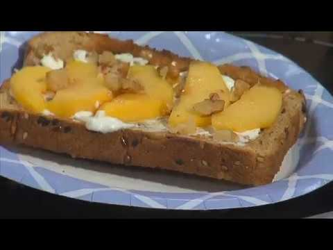 Fancy Toast with Brownberry Organic Bread!