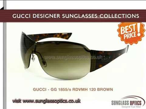 GUCCI DESIGNER SUNGLASSES IN UK