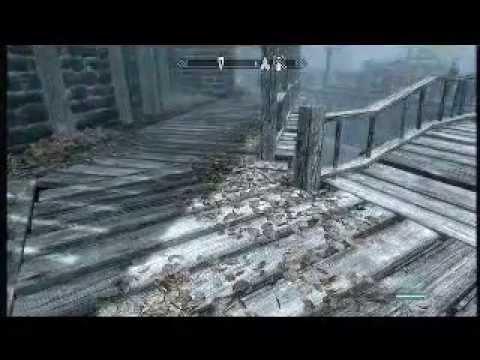 Skyrim: DONT DROP HORSE HIDE