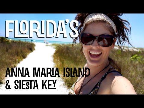 Florida's Anna Maria Island & Siesta Key ☀️