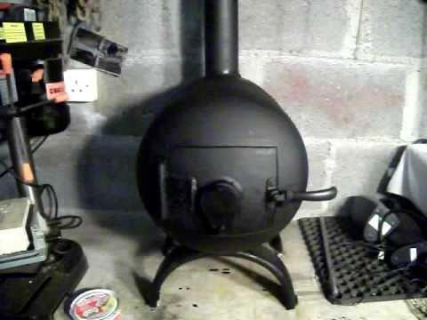 gas cylinder stove pt 3