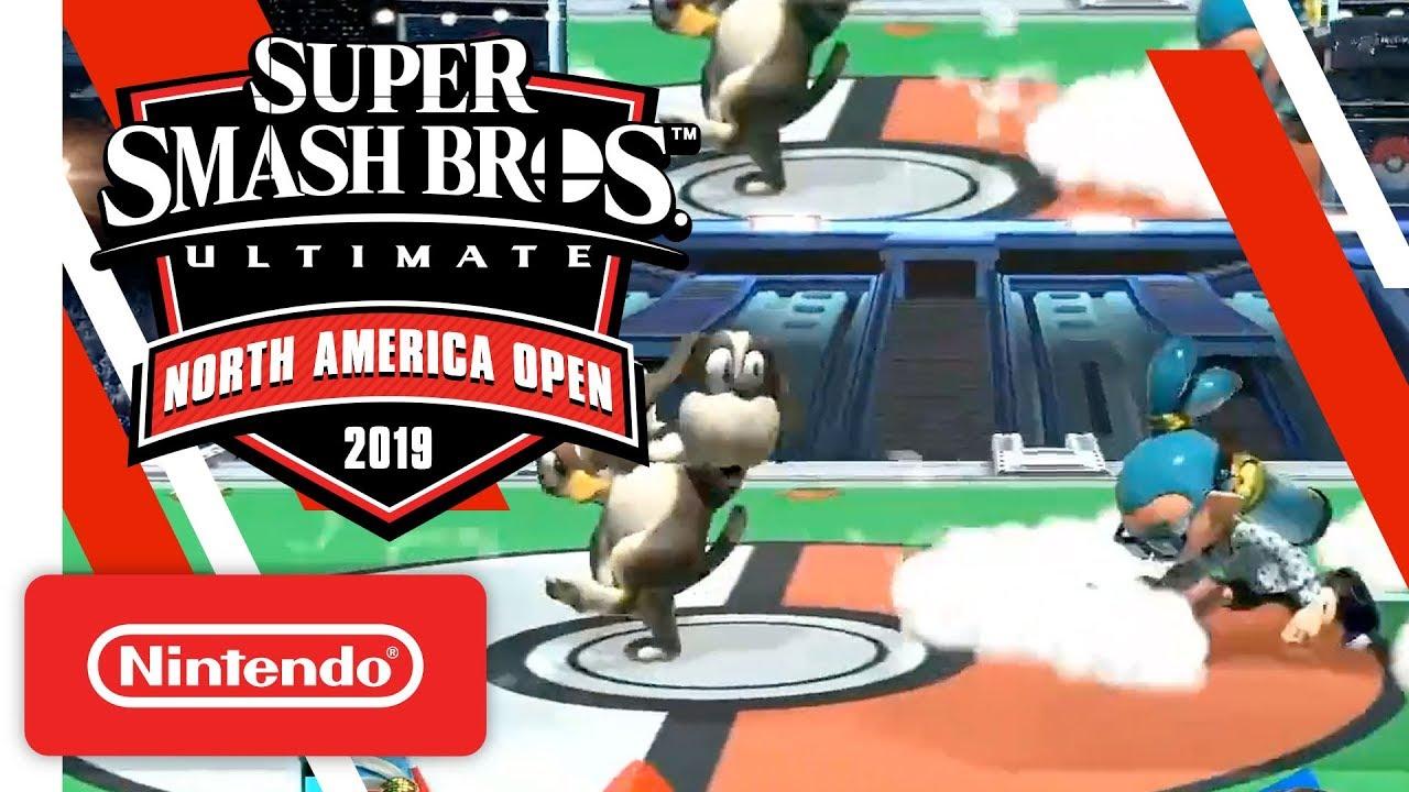 Qualifier Finals  Pt. 1   NA Open 2019 Online Event 1   Super Smash Bros. Ultimate