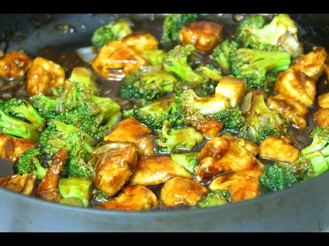 Chicken and Broccoli Stir Fry - in the Kitchen With Jonny Episode 84