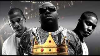 Biggie Jay Z Nas Type Instrumental King Of New York