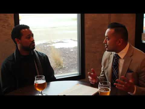 "Making Real Estate Fun Episode 18: Taji & Ray ""Shooting the Breeze over a cold beer"""