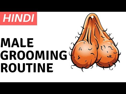 HOW to REMOVE hair for men in hindi & MORE - Men's Grooming tips for indian men