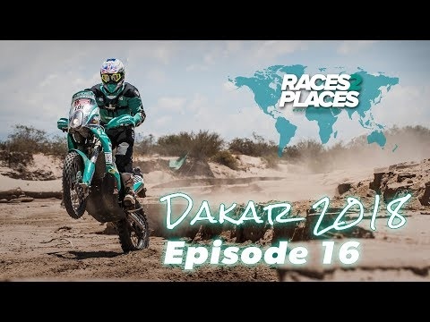 Lyndon Poskitt Racing: Races to Places - Dakar Rally 2018 - Episode 16 - Stage 11