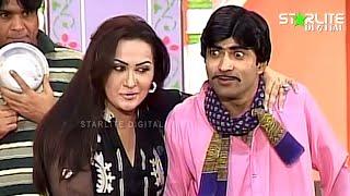 Raeshma Nargis New Pakistani Stage Drama Full Comedy Funny Play