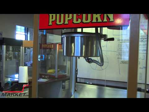 How to Choose a Popcorn Machine