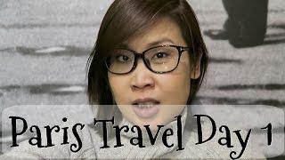 黑咪Travel | 無限Delay之後到達巴黎 + Mr Honey唔見行李 Paris Travel Day 1