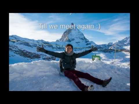 Life Memory and AIESEC Innsbruck Experience | Austria
