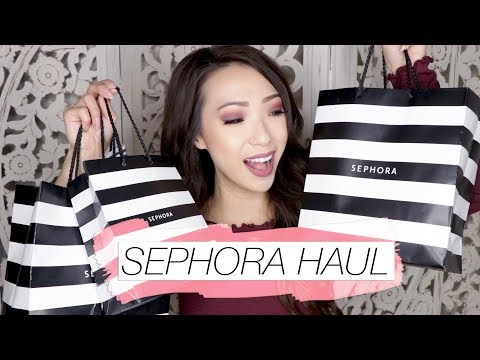 Sephora Haul & Holiday Beauty Gift Ideas 2017