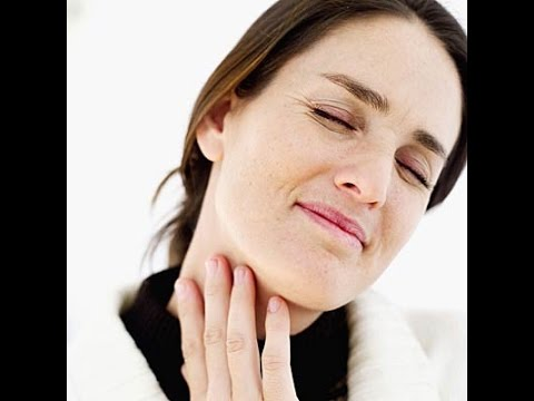 How to cure sore throat overnight