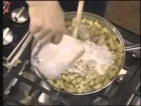 Tuna and Pasta Cheddar Melt