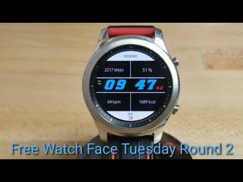 Top Gear S3 Free Watch Faces 2018