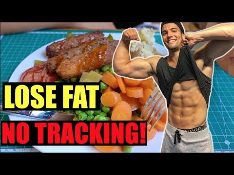 HOW TO LOSE FAT & GET LEAN WITHOUT COUNTING CALORIES