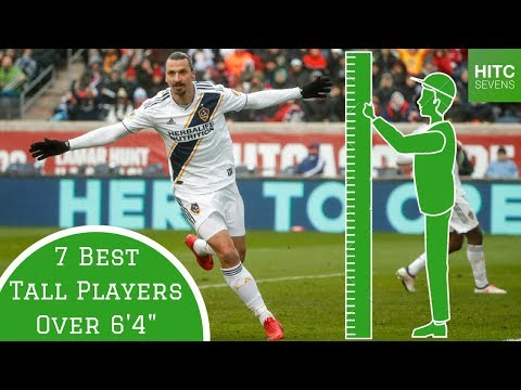 7 Best Tall Footballers Over 6'4