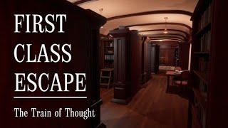 Escape Room Train w/Sark, Aplfisher, Diction