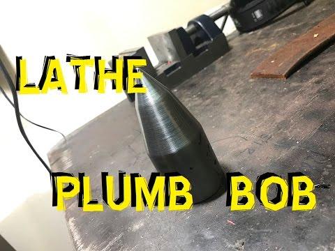 South Bend Lathe:  Plumb Bob