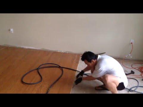 Remove Hardwood floor and save 99.9% warranty.