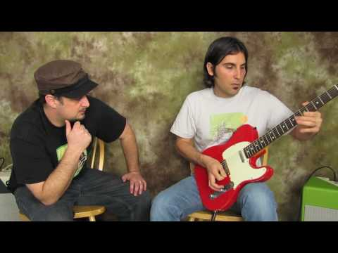 Guitar Lessons - Speed Building Exercise - Inspired by Paul Gilbert