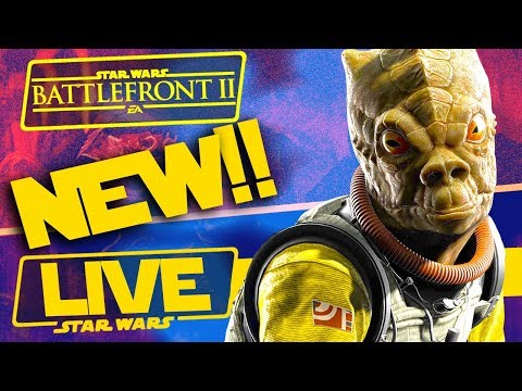 You Cannot Hide From Me!! - Star Wars Battlefront II